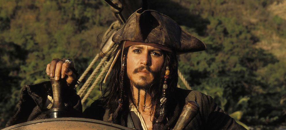 Wetflix: The Pirates of the Carribean