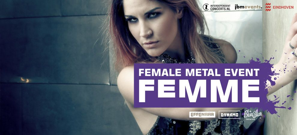 FemME: Delain + And Then She Came + Theatres des Vampires e.v.a.