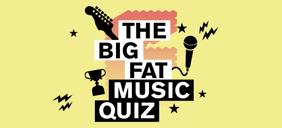 The Big Fat Music Quiz