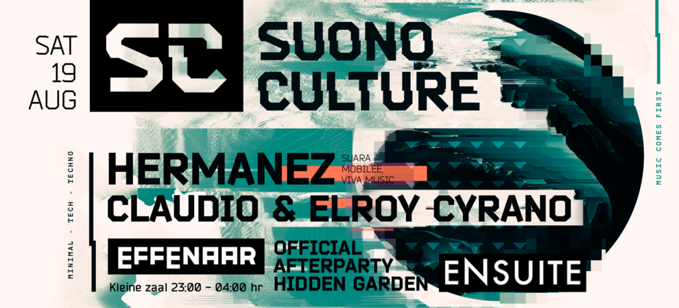 Suono Culture: Official Afterparty Hidden Garden