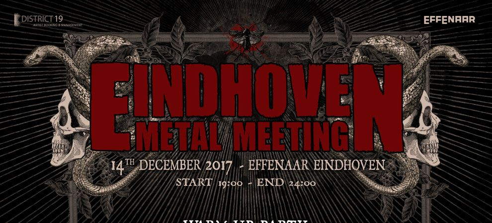 Eindhoven Metal Meeting Pre-Party
