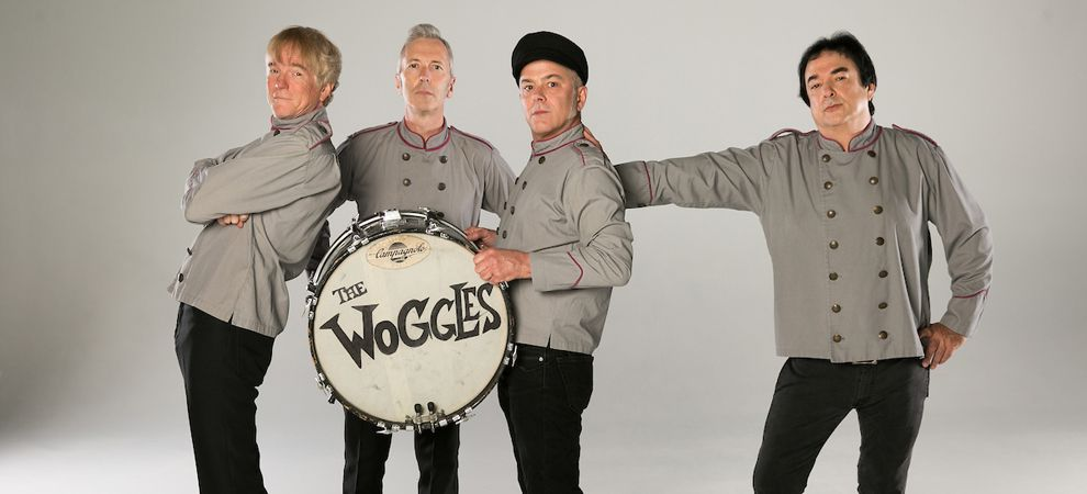 The Woggles + The Reaction