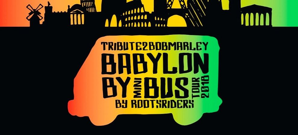 Tribute2BobMarley by Rootsriders - 40 jaar Babylon by Bus