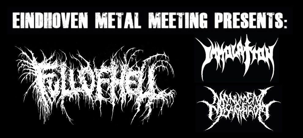 Immolation + Full Of Hell + Monument Of Misanthropy