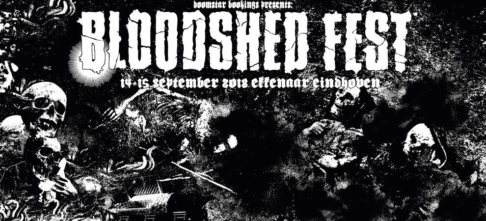 Bloodshed Fest:  Agoraphobic Nosebleed​ + Demilich  + Massgrav + many more