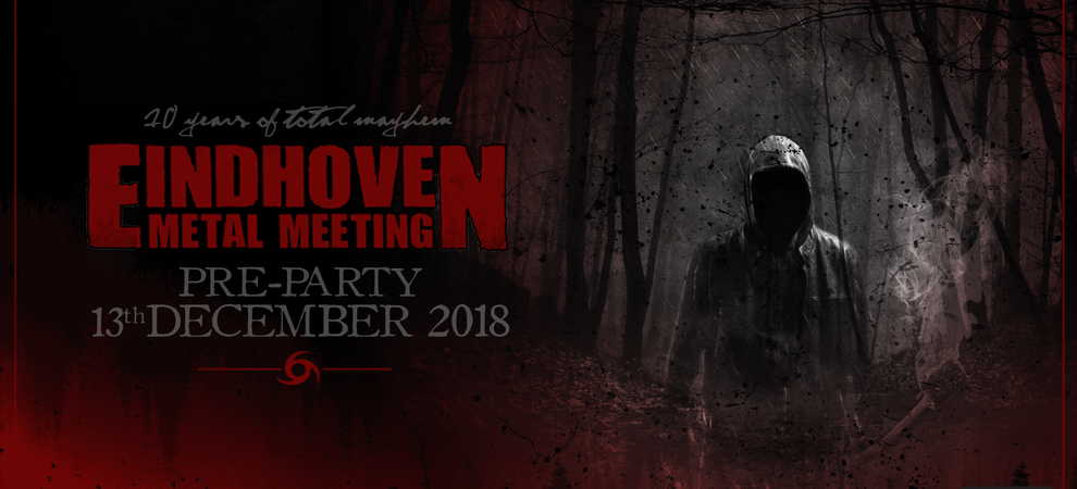Eindhoven Metal Meeting 2018 Warm-Up Party: Aura Noir e.a.