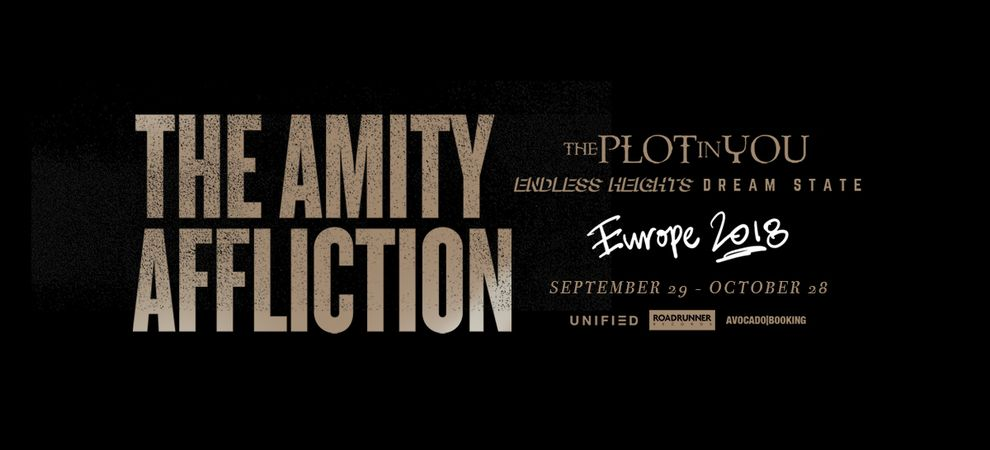 The Amity Affliction + The Plot In You