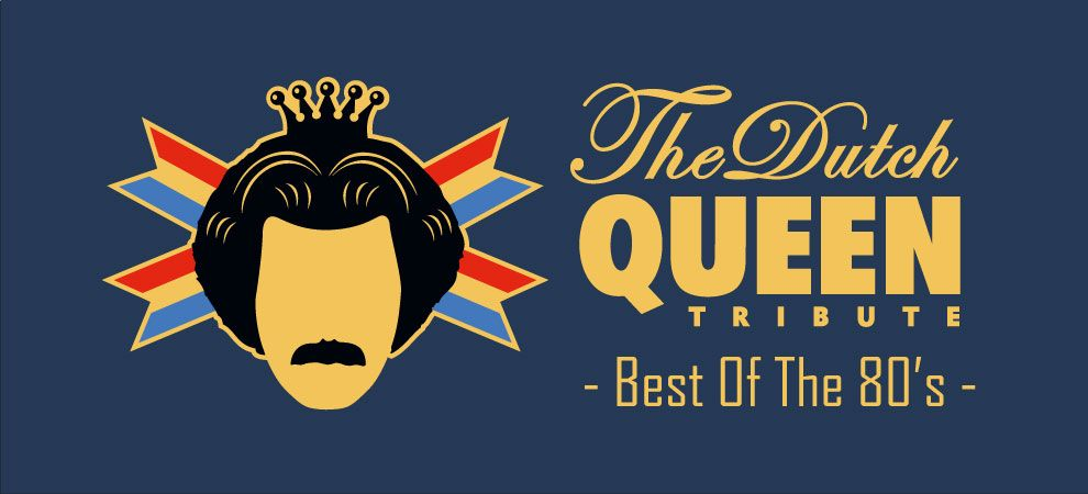 The Dutch Queen Tribute: best of the 80's