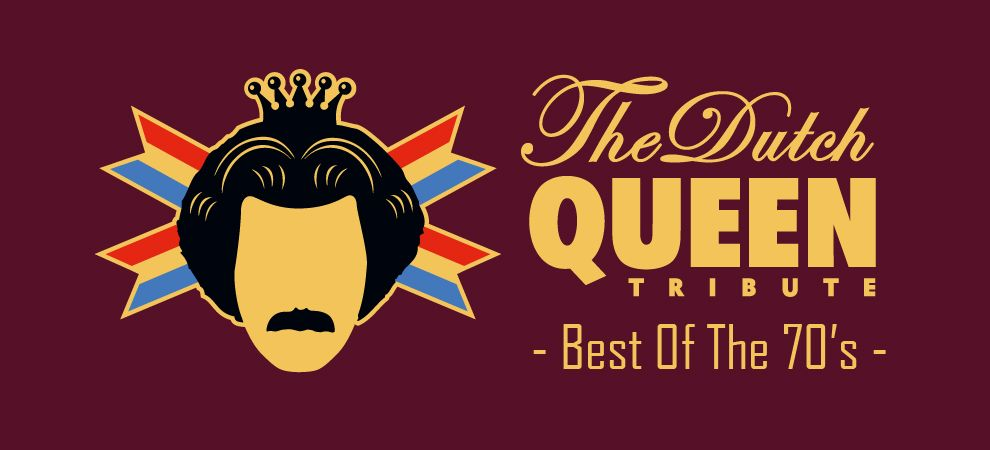 The Dutch Queen Tribute: best of the 70's
