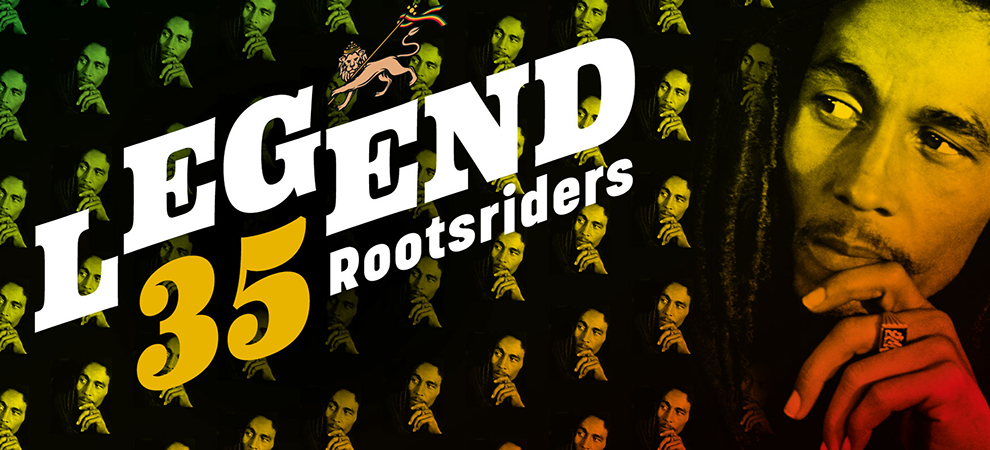 Tribute2BobMarley by Rootsriders - LEGEND35