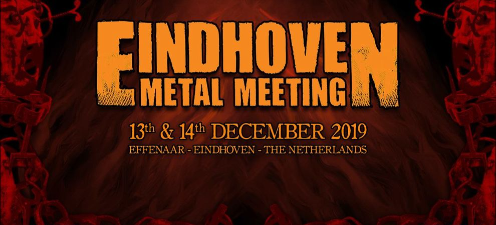 EINDHOVEN METAL MEETING: PARADISE LOST + CANDLEMASS + DYING FETUS + TAAKE + M.O.D. E.V.A.