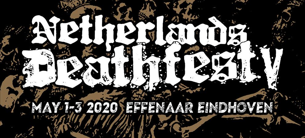 Netherlands Deathfest: Dismember + Brutality + Extreme Noise Terror e.a.