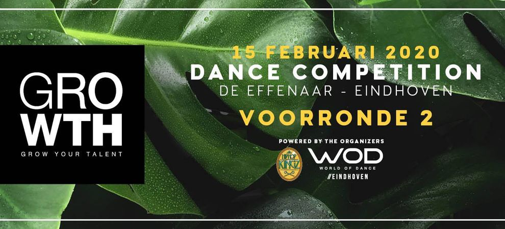 Growth Dance Competition