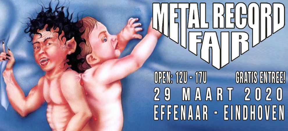 Metal Record Fair