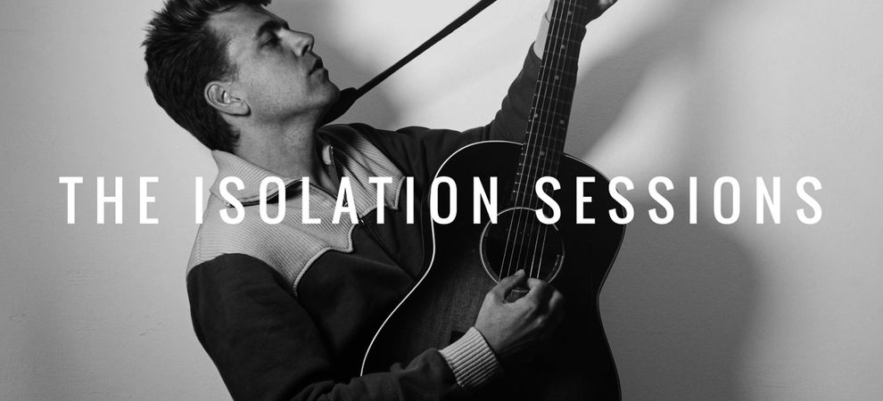 The Isolation Sessions #10: Woody Sings Eindje