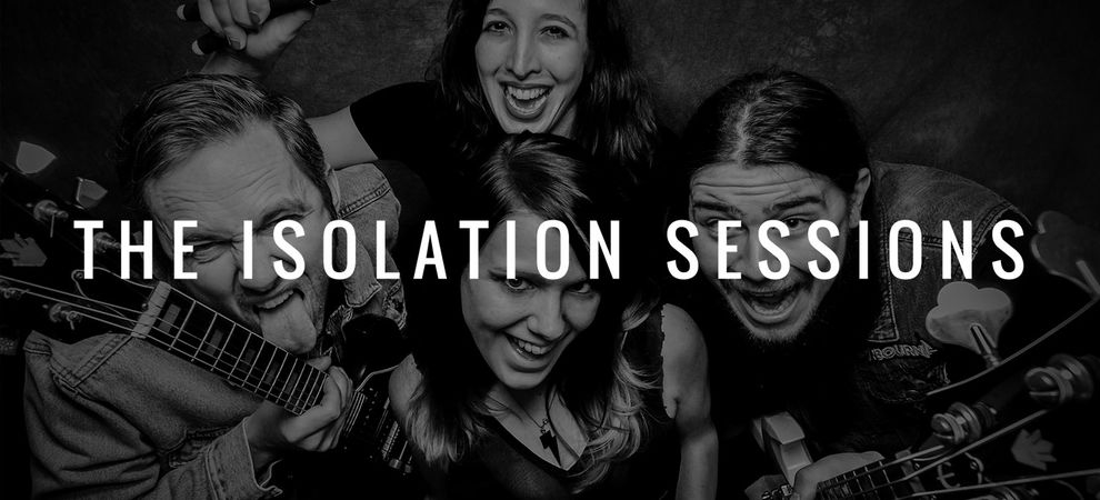 The Isolation Sessions #12: The Dirty Denims