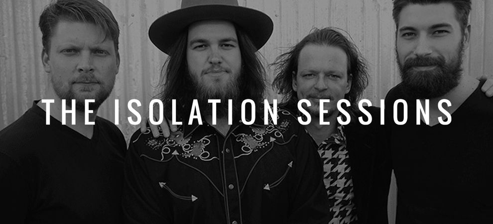 The Isolation Sessions #14: Voltage