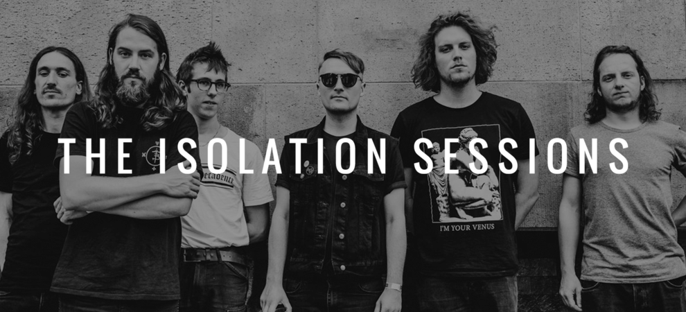 The Isolation Sessions #17: RMFTM