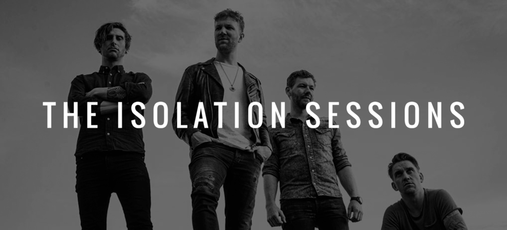 The Isolation Sessions #18: Pyro