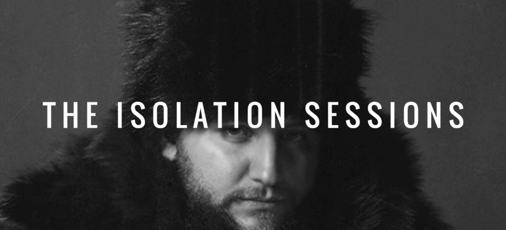 The Isolation Sessions #19: Blauwe Uil