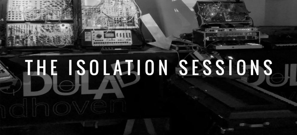 The Isolation Sessions #20: Modulab: FRAKnoise + SONICrider