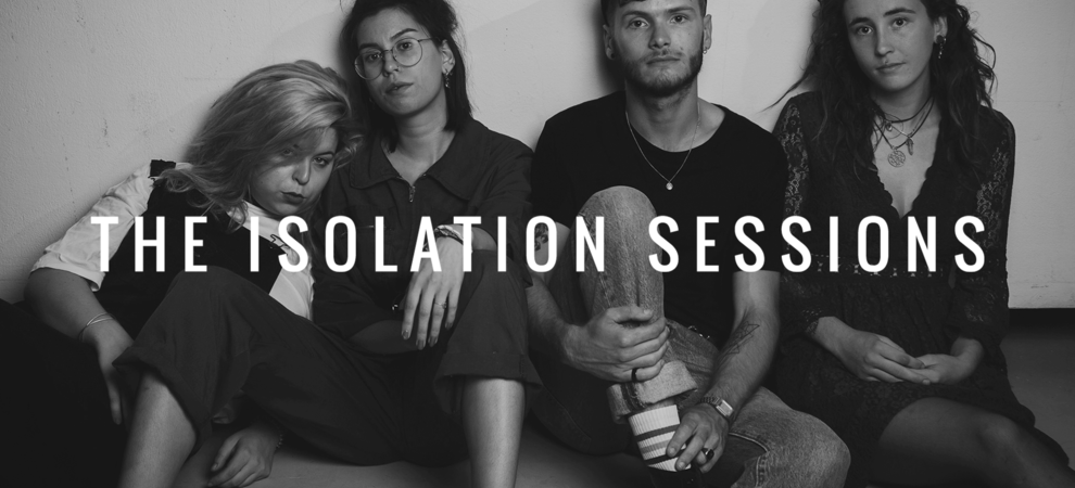 The Isolation Sessions #21: Knoest