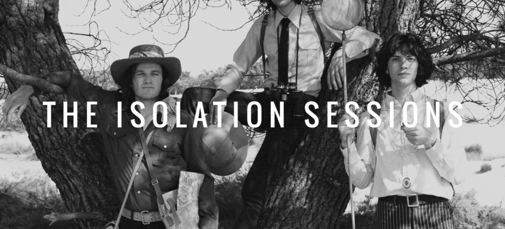 The Isolation Sessions #26: Mooon