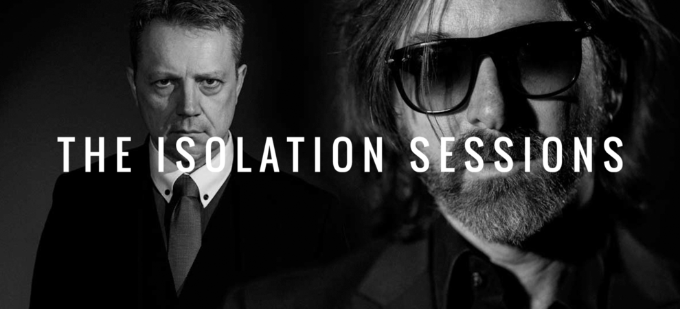The Isolation Sessions #27: Palais Ideal
