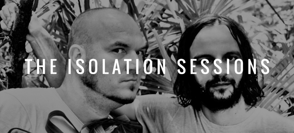 The Isolation Sessions #32: Denvis & Roel
