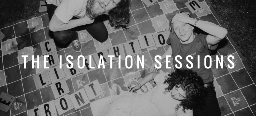 The Isolation Sessions #33: Cairo Liberation Front