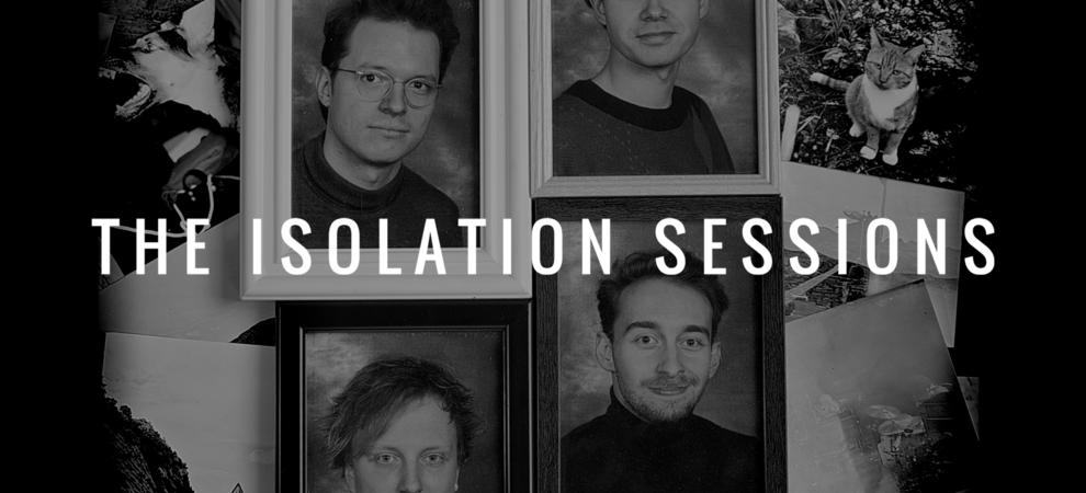The Isolation Sessions #31: Paperday