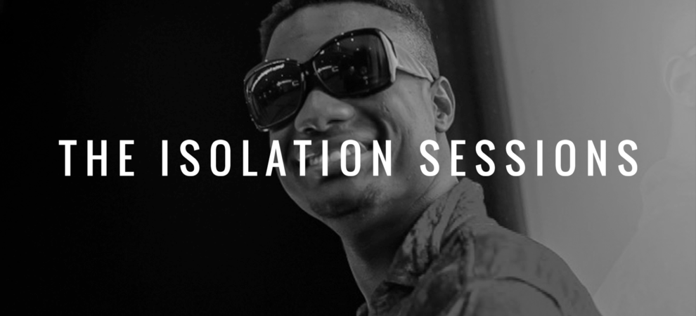 The Isolation Sessions #34: Gil