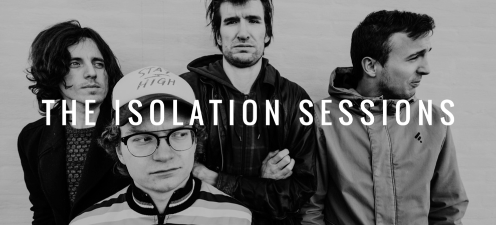 The Isolation Sessions #38: Why Tony