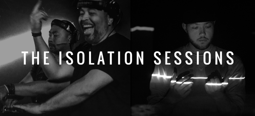 The Isolation Sessions #42: P=MV + Max Frimout