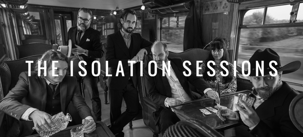 The Isolation Sessions #43: Def Americans