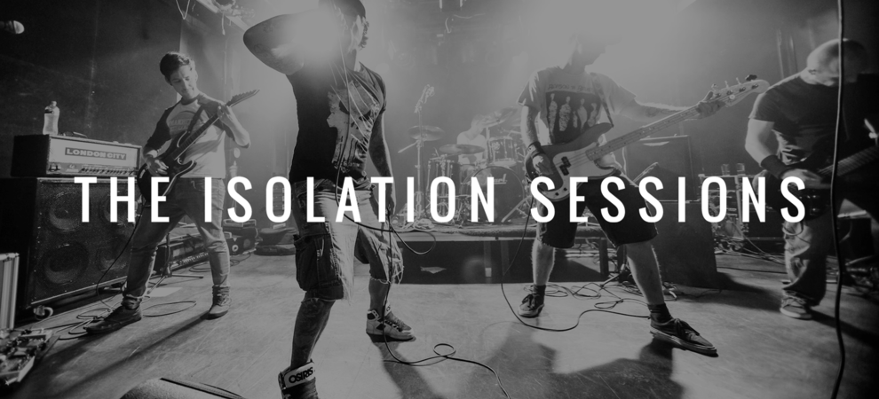 The Isolation Sessions #51: Crusade