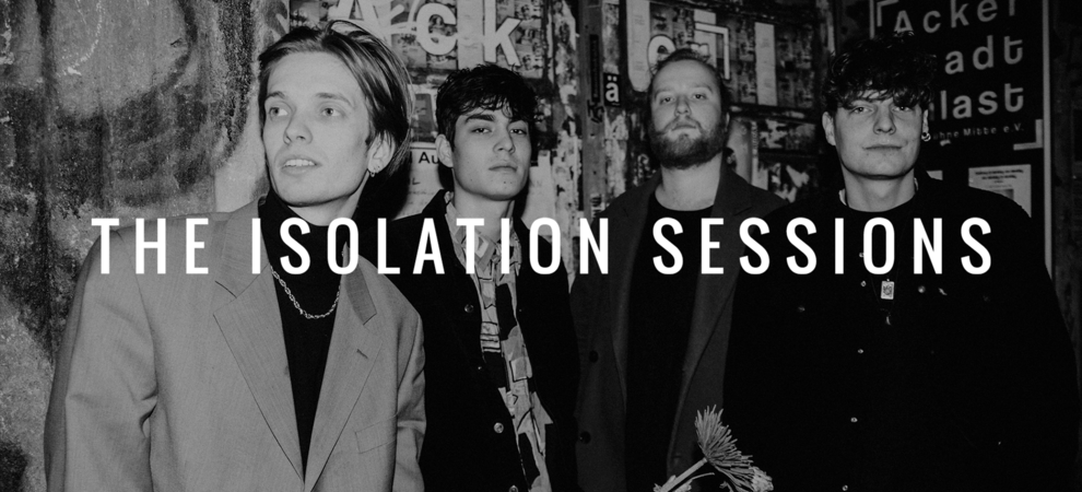 The Isolation Sessions #53: The Vices