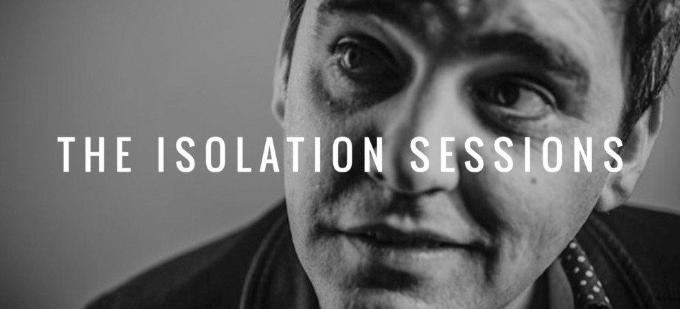 The Isolation Sessions #54: Simon Keats