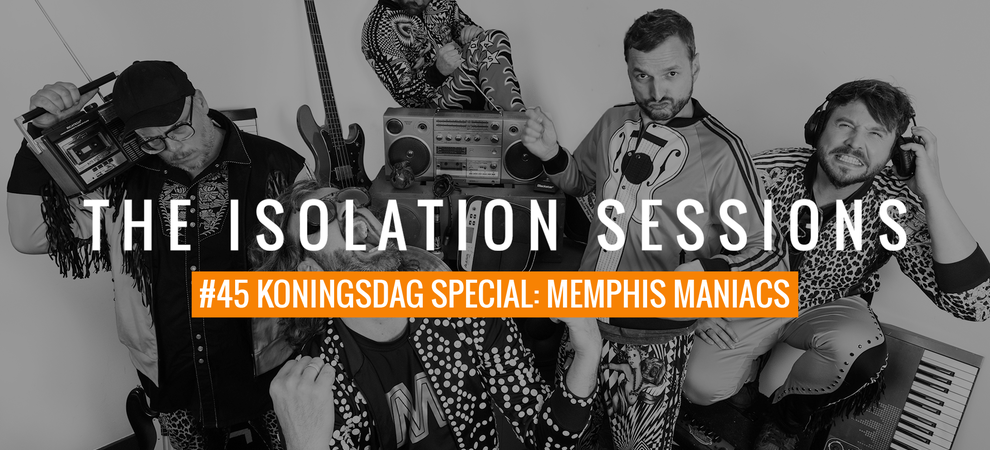 The Isolation Sessions #45: Memphis Maniacs