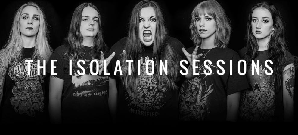 The Isolation Sessions #55: Sisters of Suffocation