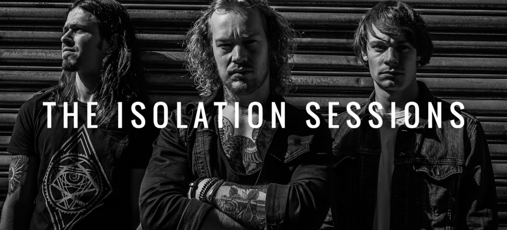 The Isolation Sessions #56: Black-Bone