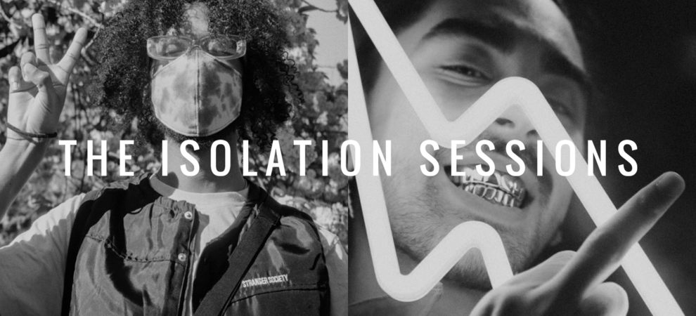 The Isolation Sessions #59: Skinny + Rxck Lee