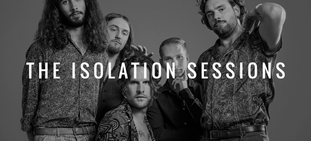 The Isolation Sessions #61: Sonny Ragg