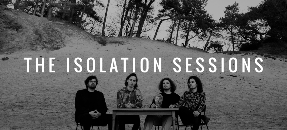 The Isolation Sessions #62: Dripping Trees