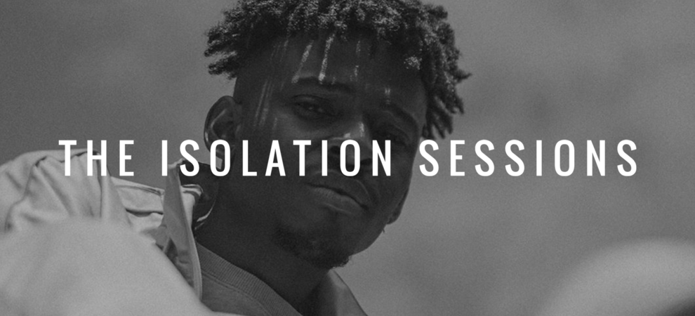 The Isolation Sessions #66: Wakeem