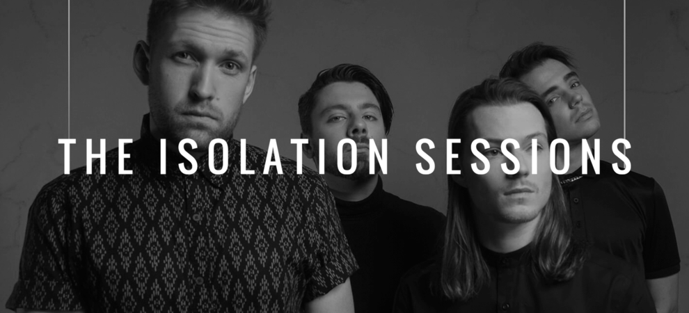 The Isolation Sessions #68: Jason Waterfalls