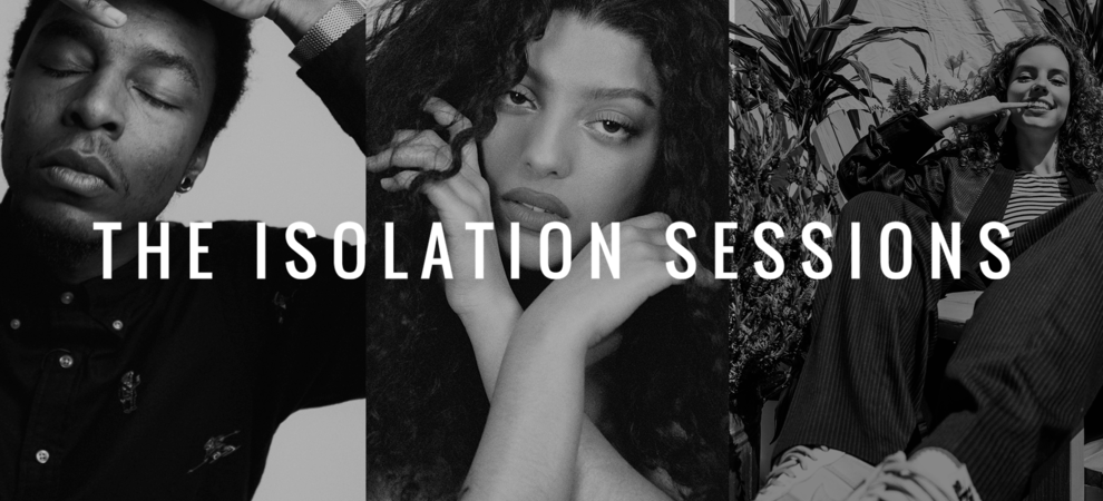 The Isolation Sessions #69: Eauxby, Rosa Leenders, Pxrple Jazz