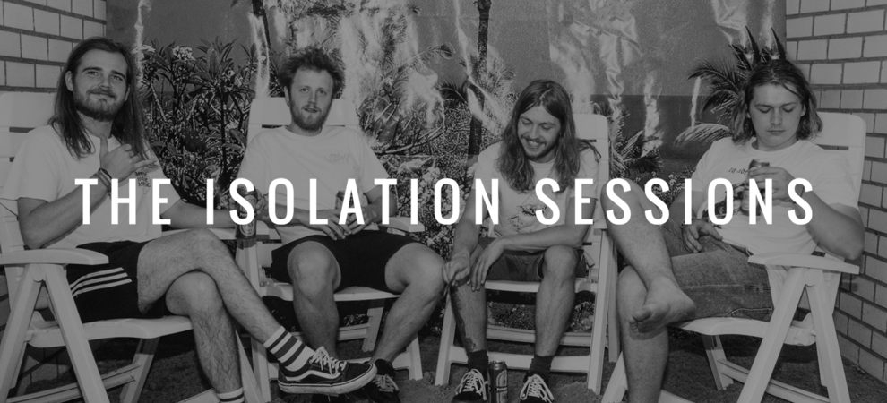 The Isolation Sessions #78: Andy & The Antichrist