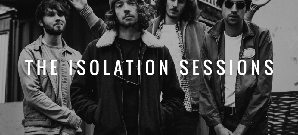 The Isolation Sessions #80: Gramma