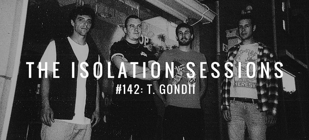 THE ISOLATION SESSIONS #142: T. Gondii